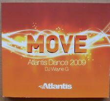 DJ Wayne G - Move - Atlantis Dance 2009 - 2 CDs