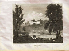 Rent House Middlesex Cumming England Uk Britton Hobson 1815 Photo Print A4