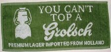10 Ten GROLSCH Beer - Bar Towels - New