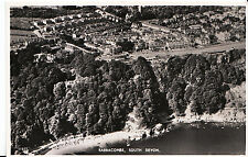 Devon Postcard - Aerial View of Babbacombe - Real Photograph    DR444