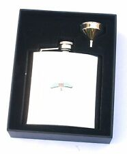 Para Wing Parachute Regiment  6oz Hip Flask Military FREE ENGRAVING Gift BGK43