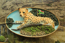 Leopard in South Africa, Kruger National Park Souvenir 3D Fridge Magnet Craft