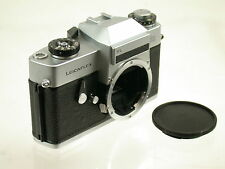 LEICA Leicaflex SL body Gehäuse fully mechanic shutter premium top  /15
