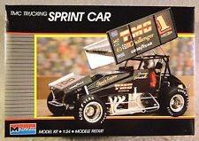 Monogram 1/24 TMC Trucking Sprint Car  *Vintage* Plastic Model Kit
