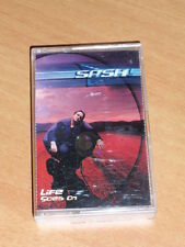 Audio cassetta originale Sash Life goes on 1998 Italo disco Dance