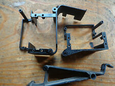 RAPTOR TITAN X50 SERVO MOUNTS & RECEIVER MOUNT