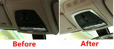 Inner Roof Dome Front reading light cover trim 1pcs For BMW X3 F25 2011-2015
