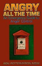 Ron Potter-efron - Angry All The Time (1994) - Used - Trade Paper (Paperbac