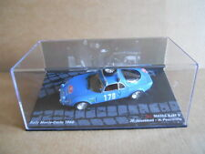 Rally Model Car MATRA DJET V JP. Jaussaud Monte Carlo 1966 IXO 1:43  [MK]