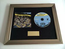 GREEN DAY - DEMOLICIOUS FRAMED CD PRESENTATION.RSD14 RARE. RECORD STORE DAY 2014
