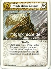 A game of thrones LCG - 1x White Harbor dromon #032 - The Great Fleet