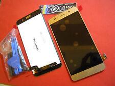 GLS: DISPLAY LCD+ TOUCH SCREEN PER HUAWEI ASCEND SCL-L01 ORO +ATTTREZZI VETRO