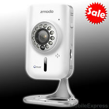 ZMODO WIFI IP 720p Wireless Network Security CCTV Camera for iPhone Android APP