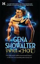 "Lot of 2 Gena Showalter ""Tales of an Extra-Ordinary Girl"" Playing Fire Twice Hot"