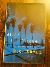 AFTER THE PLAGUE by T.C. Boyle HARDCOVER S#4500B