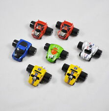 7 x Hotwheels Fatbax: Shelby Cobra, Plymouth Barracuda, Silhouette, B-Machine...