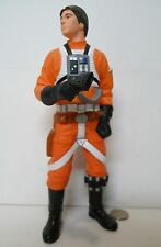 "1997 Applause Star Wars WEDGE ANTILLES Vinyl Doll Action Figure 9"" !!!"