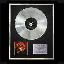 JANET JACKSON THE VELVET ROPE CD PLATINUM DISC VINYL LP FREE SHIPPING TO U.K.
