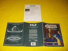 X13 CROWN OF ANCIENT GLORY DUNGEONS & DRAGONS TSR 9218 - 4 EXPERT/COMPANION