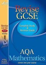 GCSE Study Guide: AQA Revise Maths Bob Hartman Excellent Book