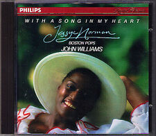 Jessye NORMAN John WILLIAMS With A Song In My Heart CD Cole Porter I love Paris