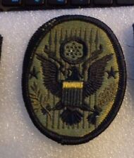 ARMY PATCH,ANG CIVIL SUPPORT TEAMS WMD  ,MULTI-CAM,SCORPION, WITH VELCR