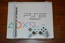 NEW Playstation 2 Ceramic White Console SLIM PS2 *LAST ONE ON THE PLANET-rare*