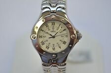 Hard to find Ebel Sportwave Stainless Steel Ladies Watch E9087622