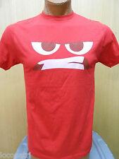 Mens Licensed Disney Inside Out Movie Anger Shirt New L