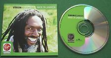 Virgin Mega Music Made in Jamaica Bob Marley Desmond Dekker & Aces + CD