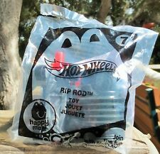 """McDonald's Happy Meal Toy - Hot Wheels """"Rip Rod"""" #7 New & Unopened 2014"""