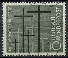 West Germany 1956 SG#1174 War Graves Commision Used #D5908