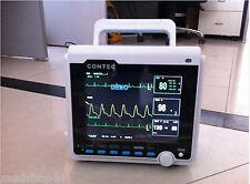 new ICU Patient Monitor 6 parameter Vital Sign ECG NIBP RESP TEMP SPO2 PR