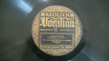 10150 AEOLIAN VOCALION - Princess Ida - 1.Life Guards 30 cm Schellack  RAR!