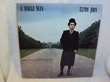 Elton John - A Single Man - Vinyl LP FOC