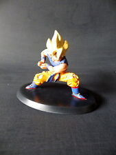 DRAGON BALL Z FIGURINE THE LEGEND OF MANGA SHUEISHA BIRD STUDIO Son Goku 5 cm