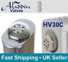 Aladdin self bleed auto HV30C chrome radiator valve PACK OF 10 VALVES