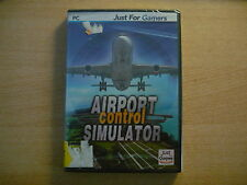 AIRPORT CONTROL SIMULATOR PC NEUF