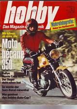hobby 2/75 Motobecane 650/1000er im Test (Teil 2) Innocenti Mini 1001/15.1.1975