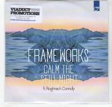 (GF7) Frameworks, Calm The Still Night - 2015 DJ CD