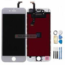 For White iPhone 6 4.7'' LCD Digitizer Replacement Touch Screen Assembly UK