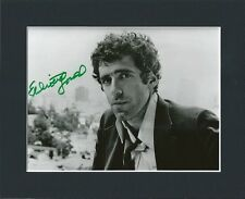 ELLIOTT GOULD MASH OCEANS 11 ORIGINAL HAND SIGNED MOUNTED AUTOGRAPH PHOTO + COA