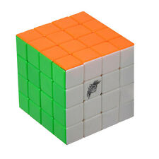 4x4x4 Cyclone Boys High Speed Stickerless Magic Cube Puzzle Intelligence Toy