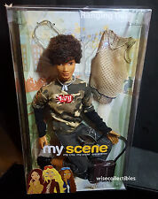 2003 Mattel My Scene Sutton Hanging Out Camouflage Shirt HTF A/A Male Doll