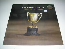 Paranoid Castle Welcome To Success LP sealed New Kirby Dominant Factor