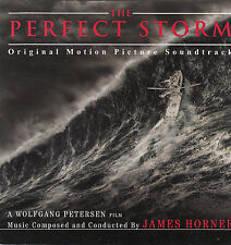 The Perfect Storm-2000-Original Movie Soundtrack-10 Track-CD