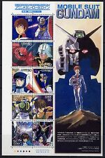 JAPAN Sc#2920 2005 Animation Hero and Heroine Series - 2 MNH
