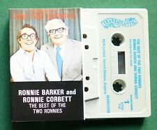 Ronnie Barker & Ronnie Corbett Best of The Two Ronnies Cassette Tape - TESTED