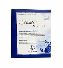 Korean Beauty High quality Facial mask pack by Naisture Caviar