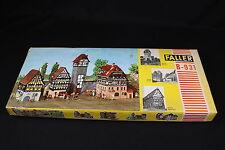 W067 FALLER Train Maquette B-931 Maison de village BOITE VIDE ref 8931